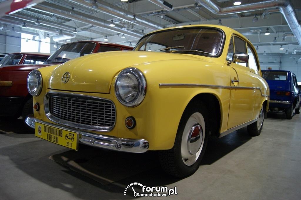Syrena 103, 1966 rok, 2