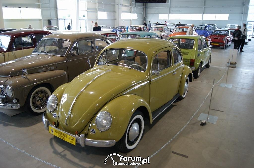 Volkswagen Garbus OVAL, 1956 rok