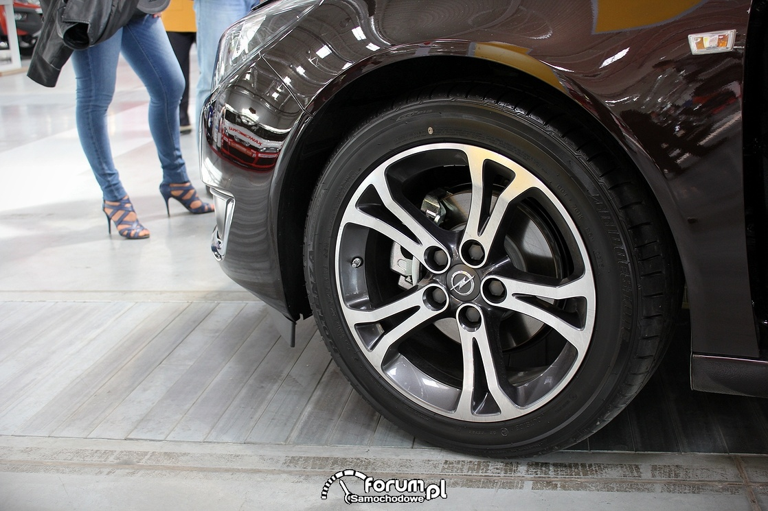 Alufelgi, Opel Insygnia