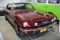 Ford Mustang I 4,7 V8 coupe, 1965 rok