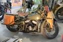 Harley-Davidson WLA 23KM, 1942 rok, motocykl