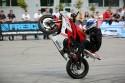 Jazda na jednym kole bez trzymanki, Yamaha