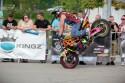 Jazda na przednim kole, stunt motocyklowy