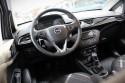Opel Corsa OH!, wnętrze, deska rozdzielcza