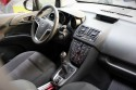 Opel Meriva, deska rozdzielcza, wnętrze