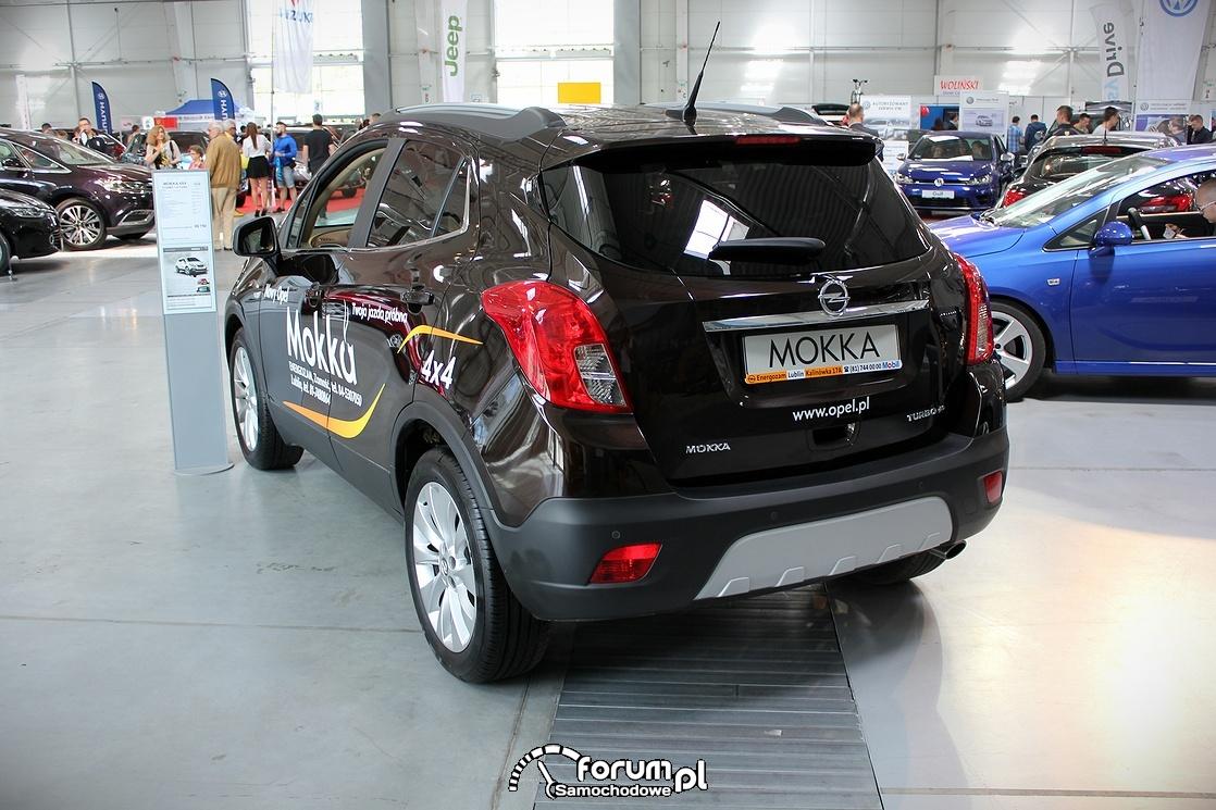 Opel Mokka 4x4, tył