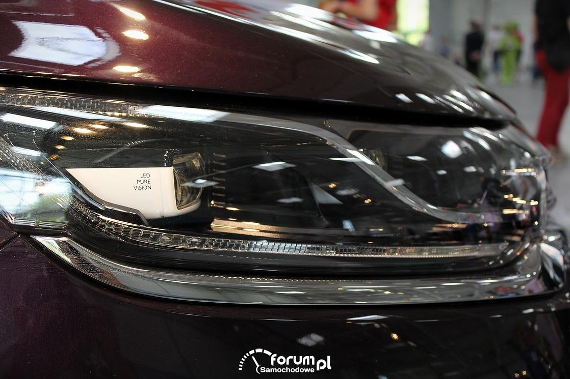 Światła LED pure Vision, Renault Espase