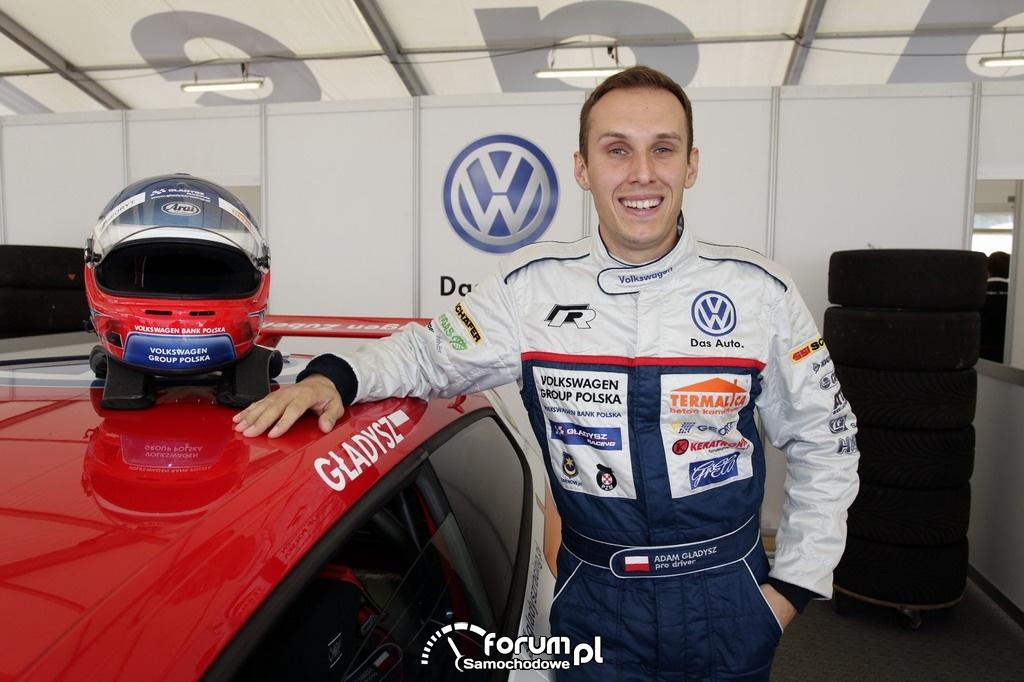 Adam Gładysz, Scirocco R Cup 2012, Hockenheimring