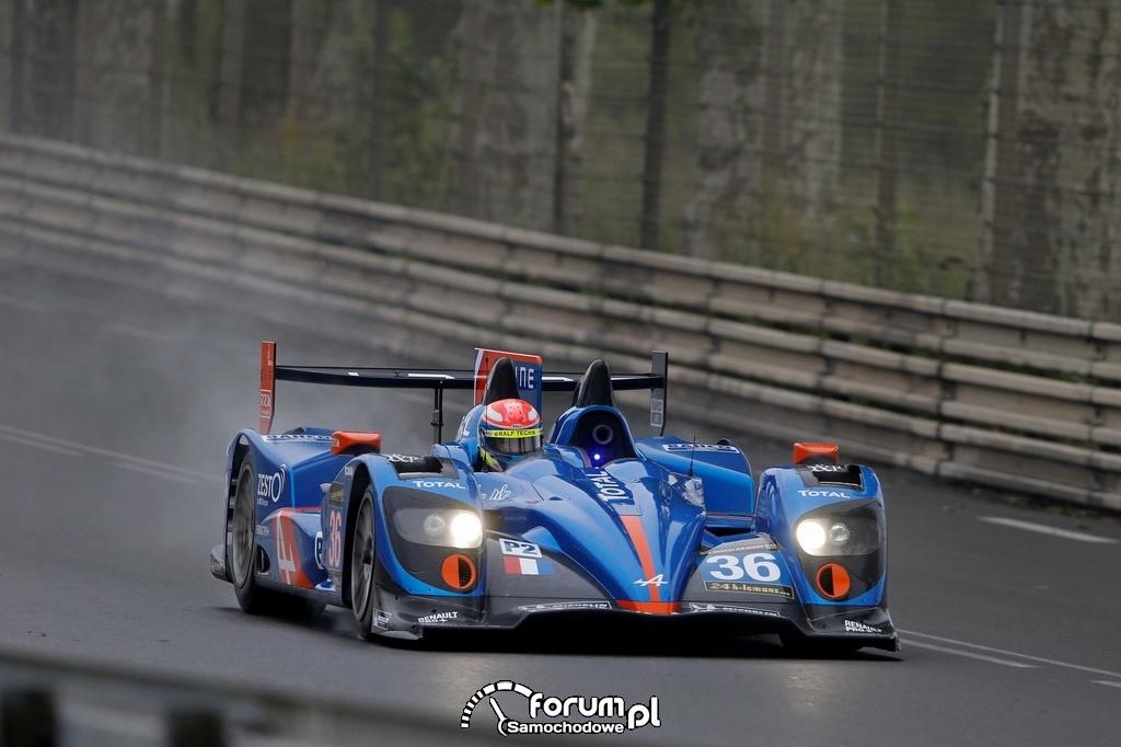 Alpine A450 - 24H Le Mans 2013