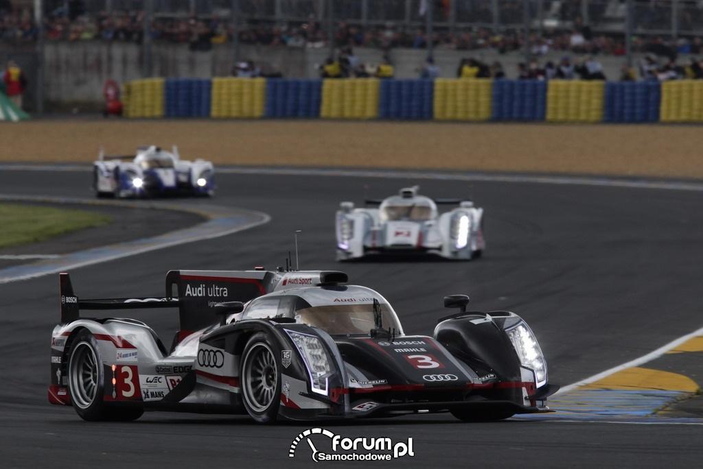 Audi R18 ultra, 24 godzinny wyścig Le Mans, 2