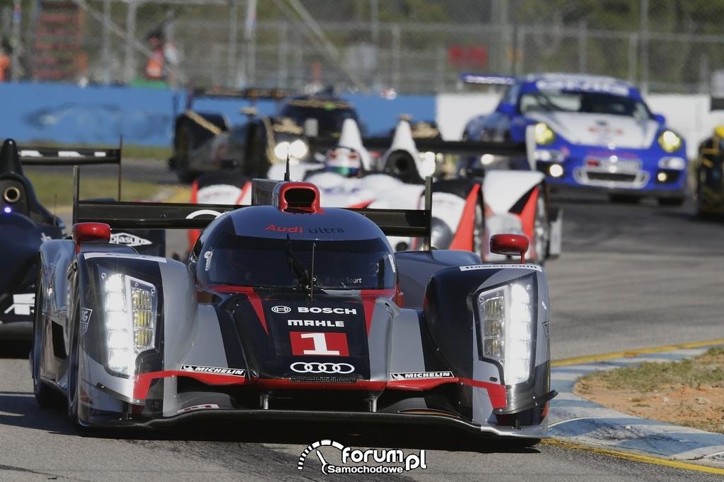 Audi R18 ultra - Audi MotorSport, 1