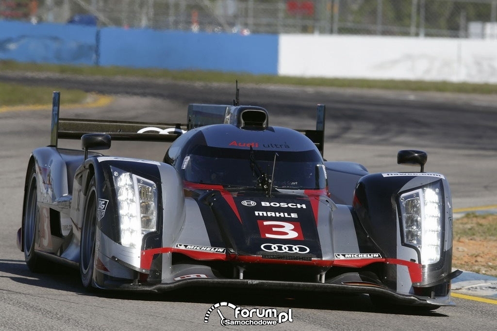 Audi R18 ultra - Audi MotorSport, 2