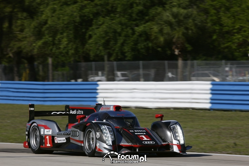 Audi R18 ultra - Audi MotorSport, 4