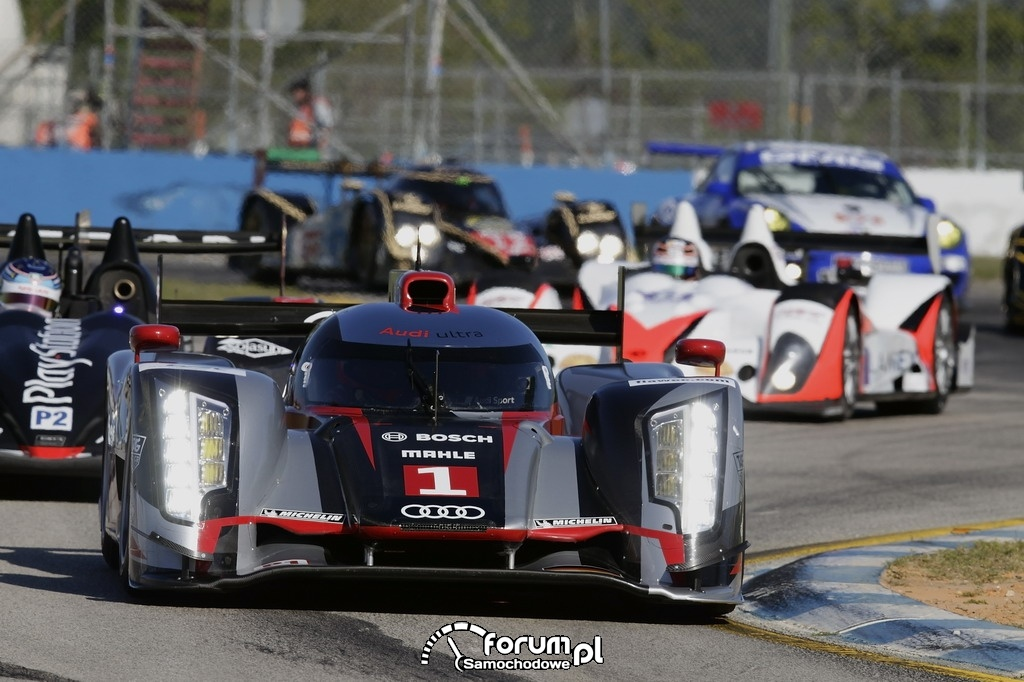 Audi R18 ultra - Audi MotorSport, 6