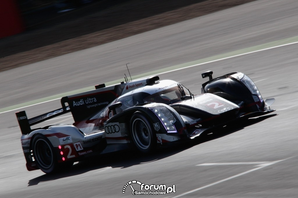 Audi R18 ultra, motorsport