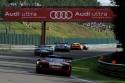 Audi R8 LMS ultra na torze w Spa, 6