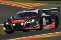 Audi R8 LMS ultra na torze w Spa