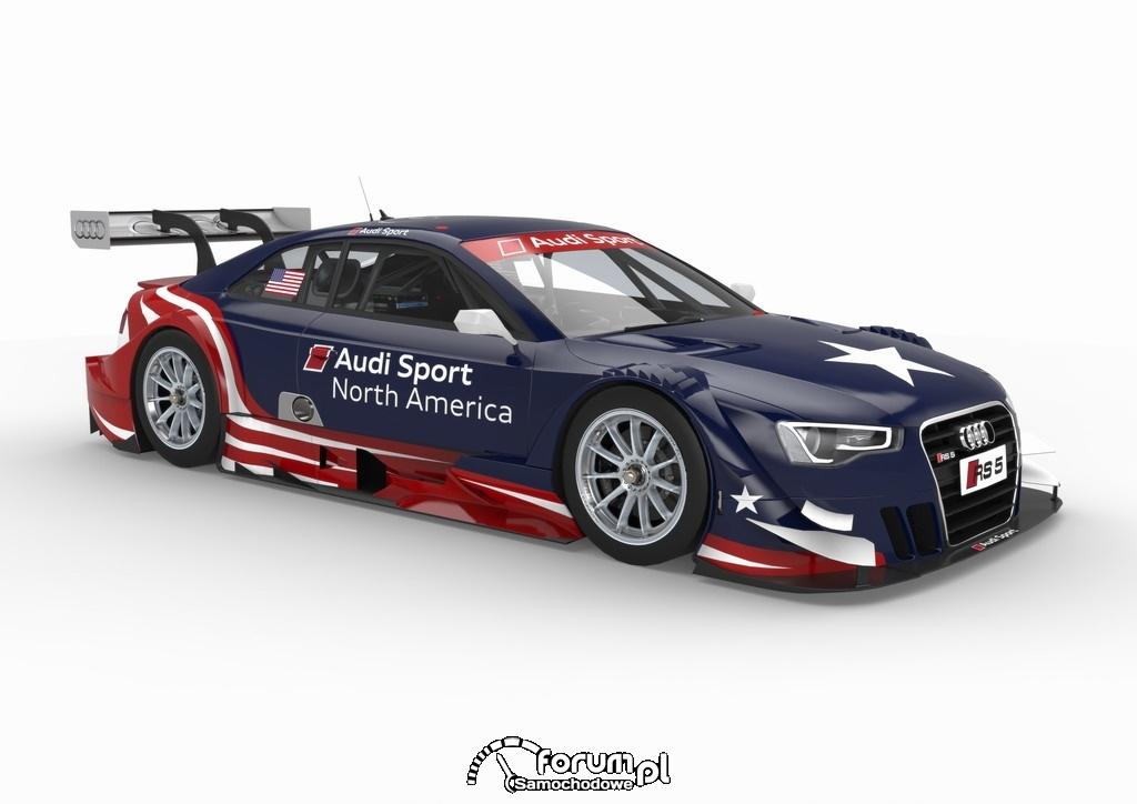 Audi RS5 DTM Sport, North America