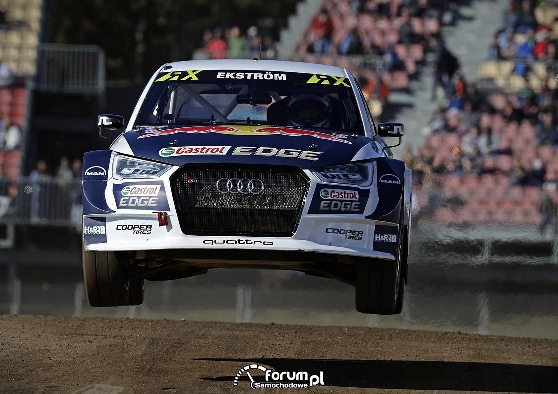 Druga runda Rallycrossowych Mistrzostw Świata FIA 2017