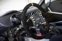 Audi Sport TT Cup, wersja wyścigowa, kierownica, kokpit