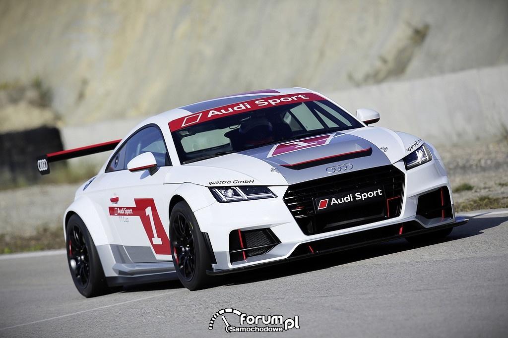 Audi Sport TT Cup, wersja wyścigowa