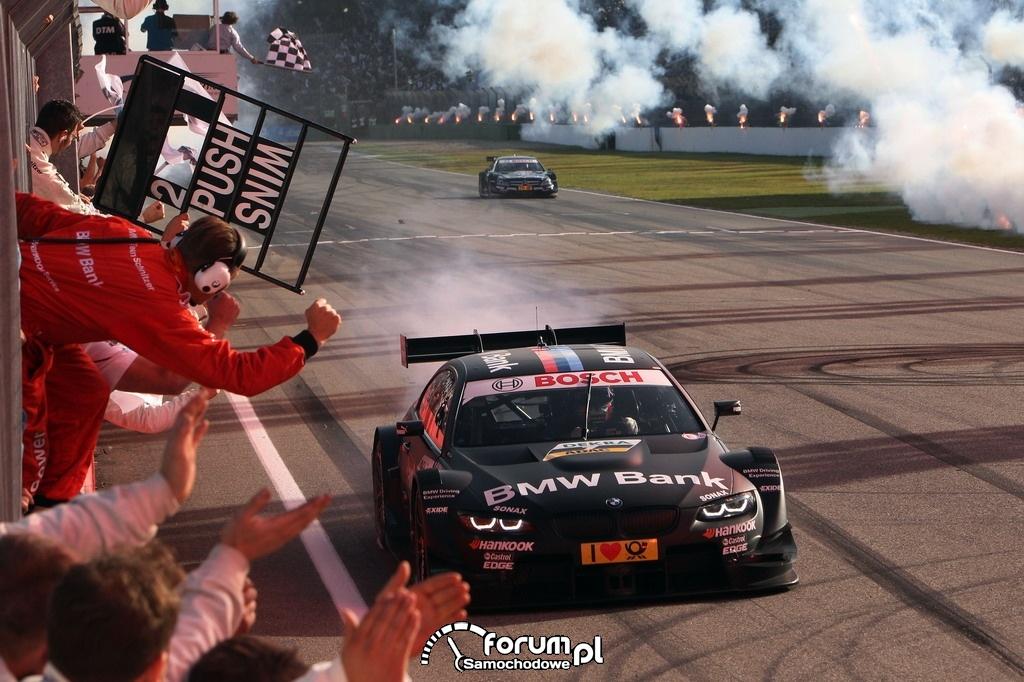 BMW Bank M3 DTM, BMW Motorsport