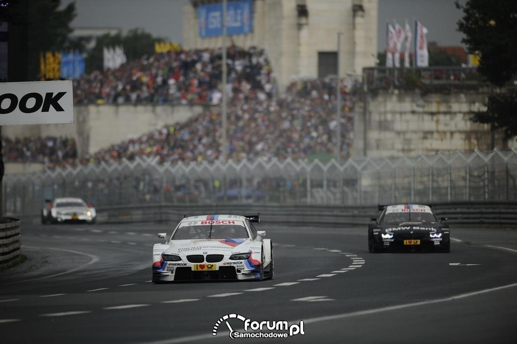 BMW, DTM na torze Norisring w Niemczech 2012, 3