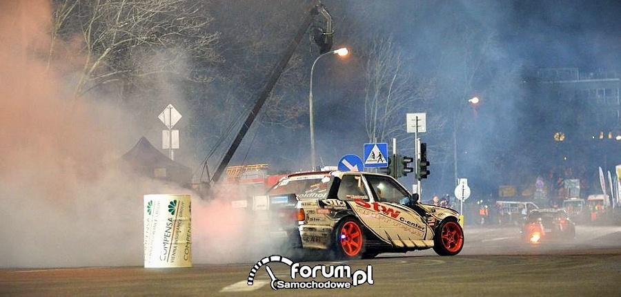 BMW E30, STW drift, Karowa