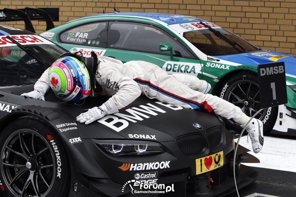 BMW w wyścigach DTM na Lausitzring 2012, 2