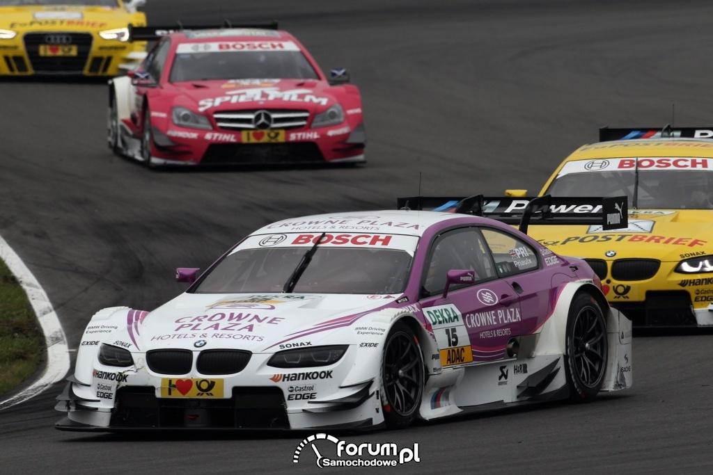 BMW w wyścigach DTM na Lausitzring 2012, 4