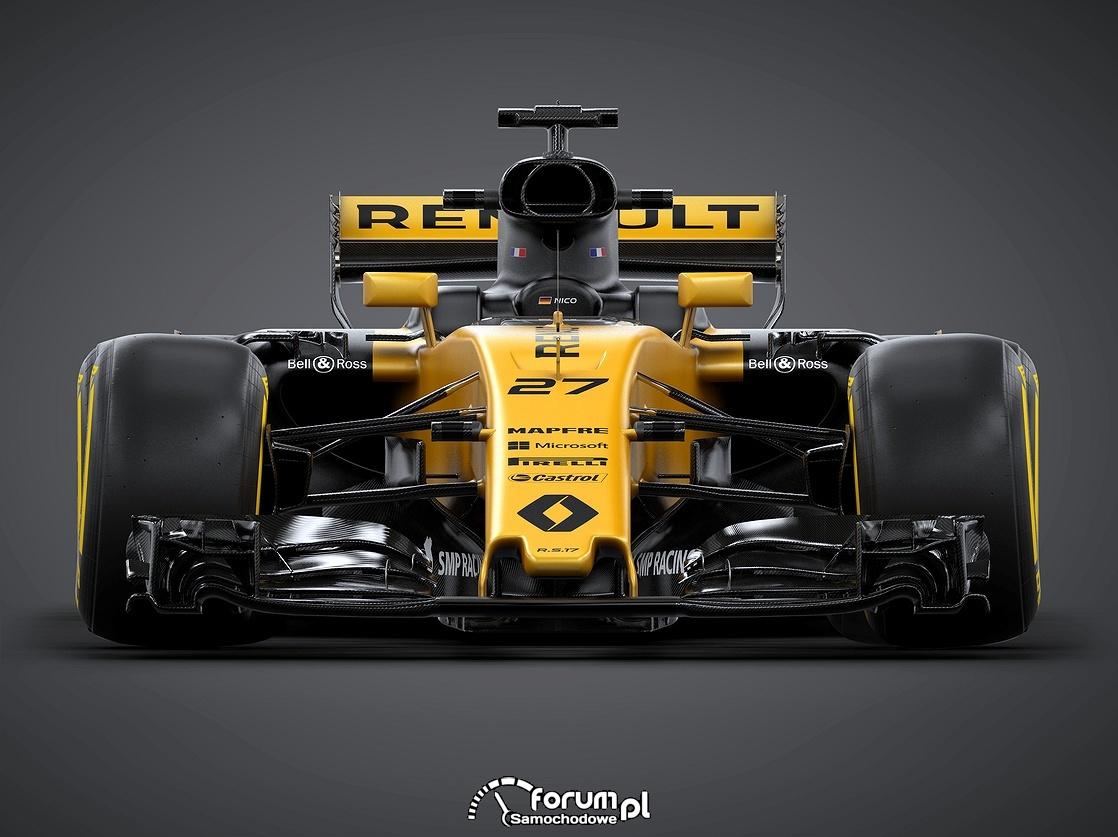 Bolid Renault bolidu R.S.17