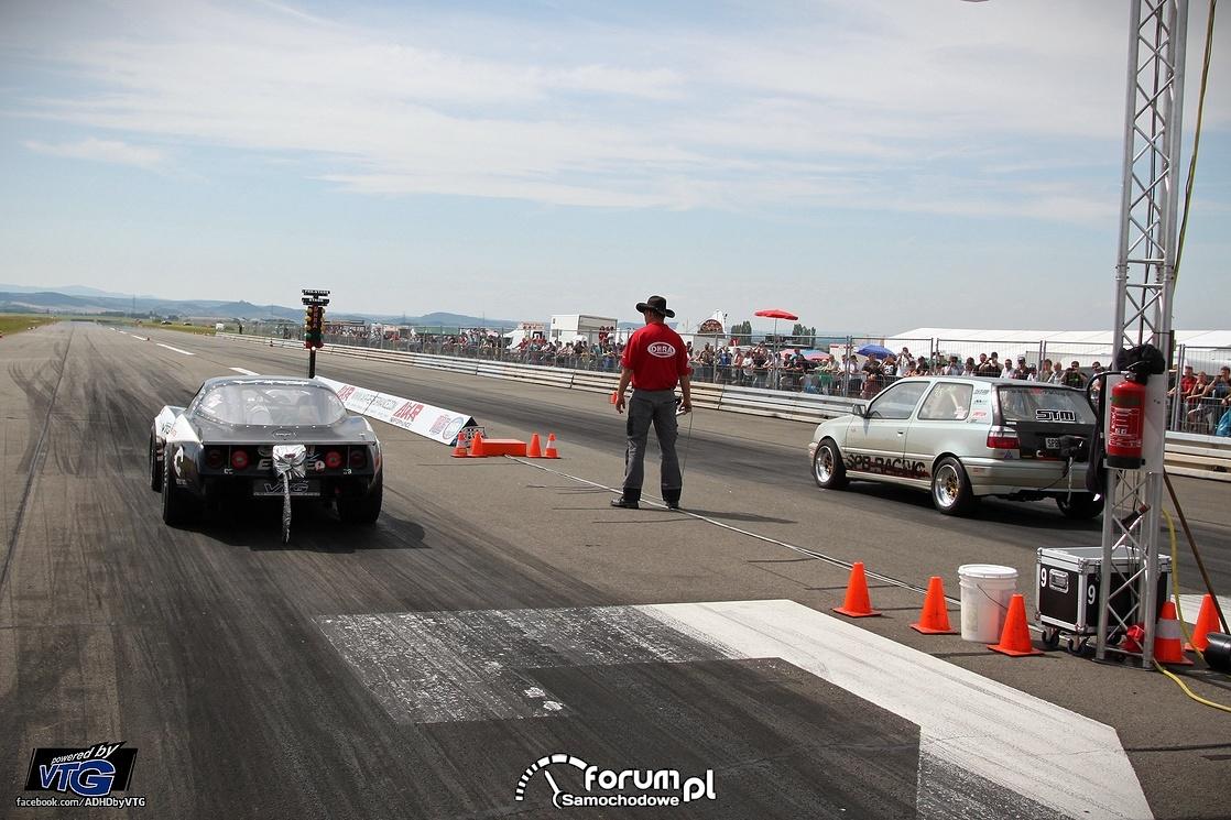 Chevrolet Corvette 4x4 VTG Team