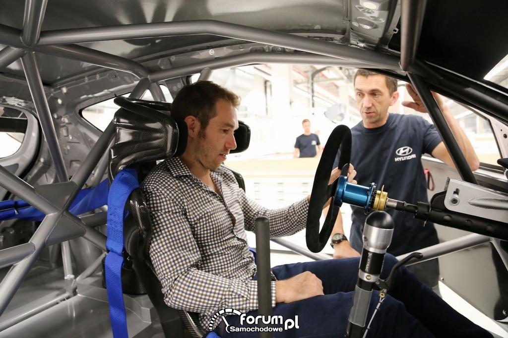 Chris Atkinson, Hyundai i20 WRC