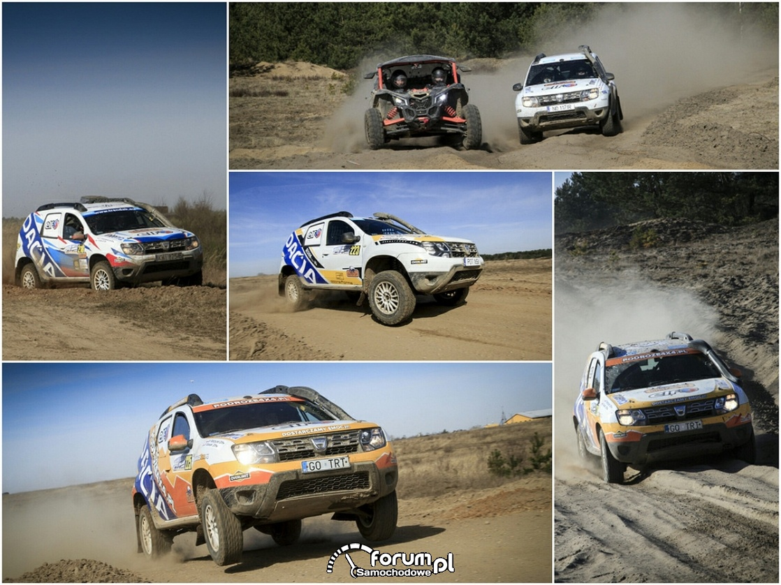 Dacia Duster Elf Cup 2018
