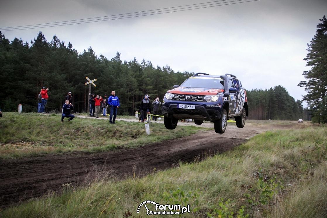 Dacia Duster Motrio Cup mistrzowskim pucharem