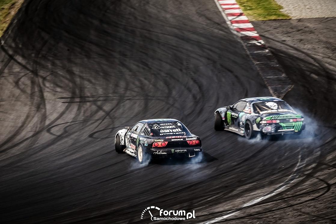 Drift w parach, Gatebil Rudskogen 2015