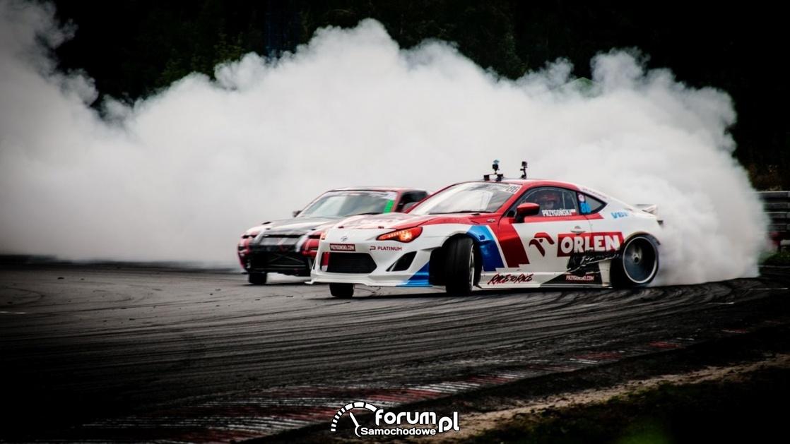 Drift w parach, Toyota GT86