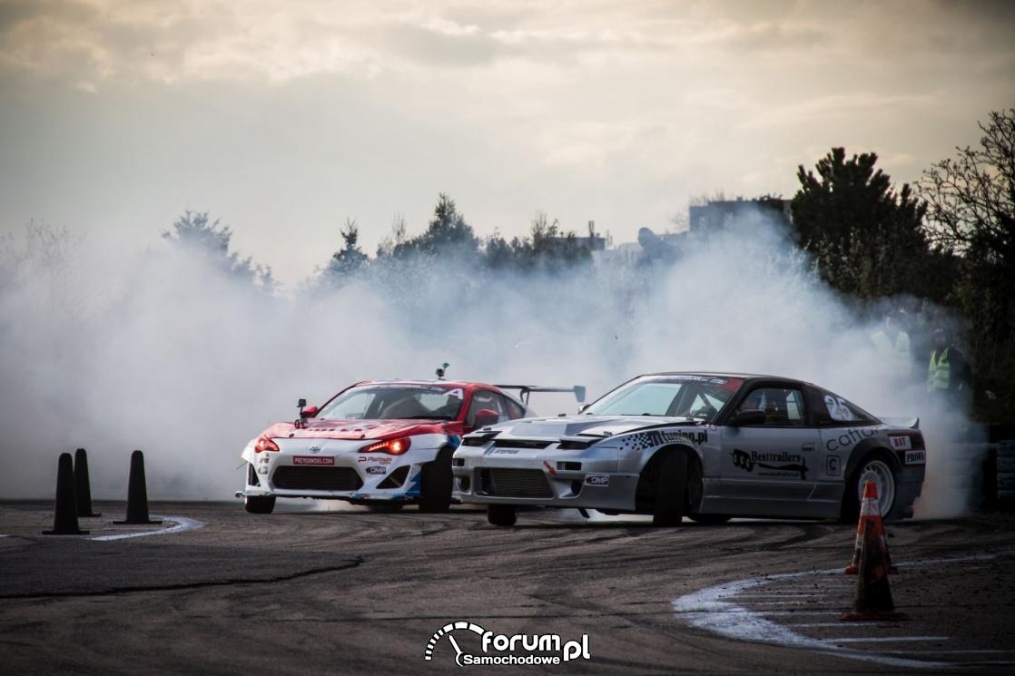 Drift w parze