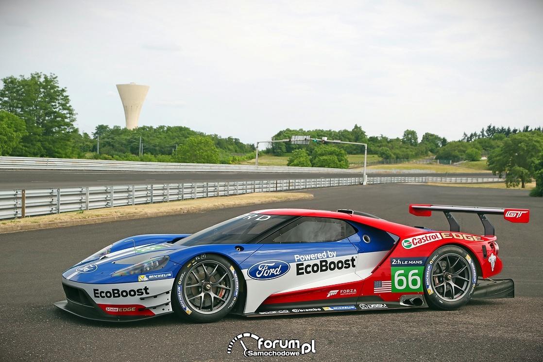 Ford GT, Le Mans w 2016 roku