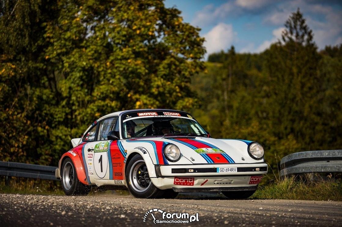 HRSMP 2018, Porsche 911
