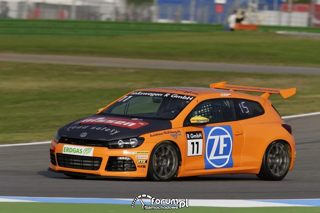Jakub Litwin, Scirocco R Cup 2012, Hockenheimring, 2