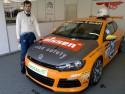 Jakub Litwin, Scirocco R Cup 2012, Hockenheimring
