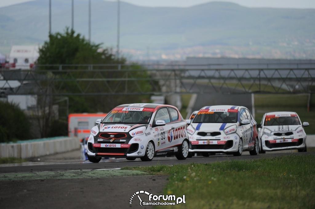 Kia Lotos Race, Kia Picanto, 2