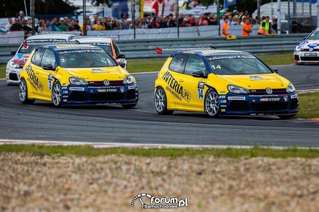 Krystian Korzeniowski, Volkswagen Castrol Cup