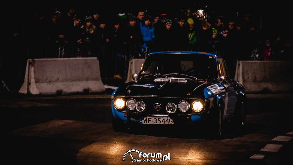 Lancia Fulvia, Rajd Barbórka