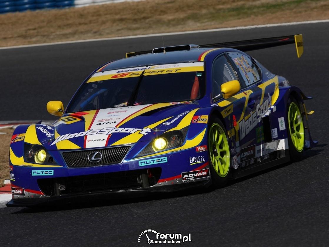 Lexus IS 350 Super GT
