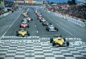 Linia startu, RE 40 Formula 1, Alain PROST