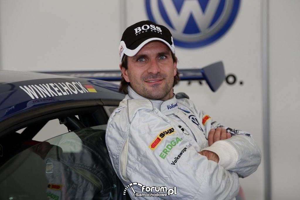 Markus Winkelhock, Scirocco R Cup 2012, Hockenheimring