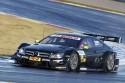 Mercedes AMG C-Coupe DTM, Robert Kubica testuje