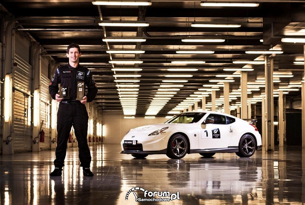 Miguel Faisca - Nissan 370Z Nismo